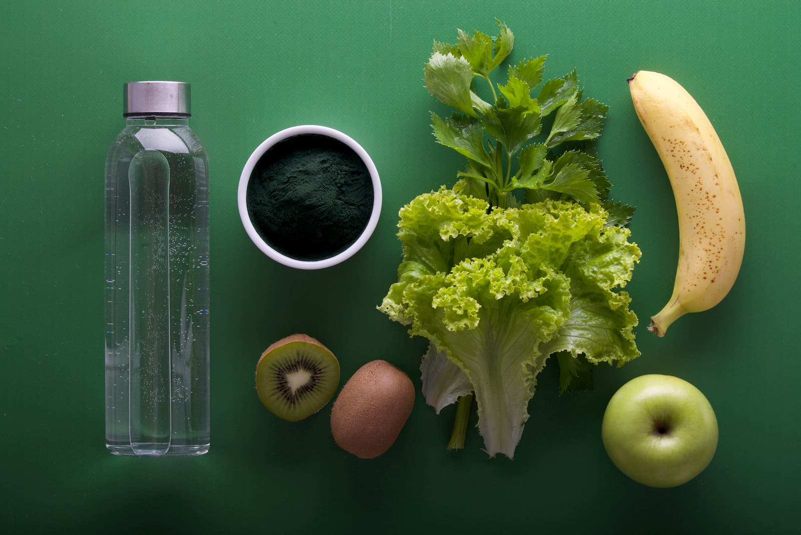 healthy food to body